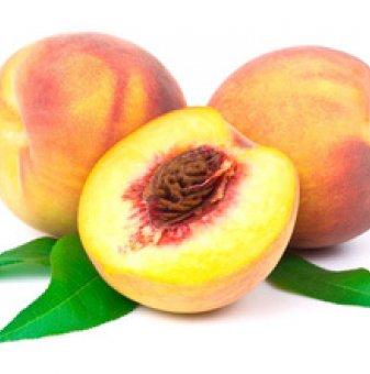 Праскова сорт Лейди Голд /Peach Lady Gold/